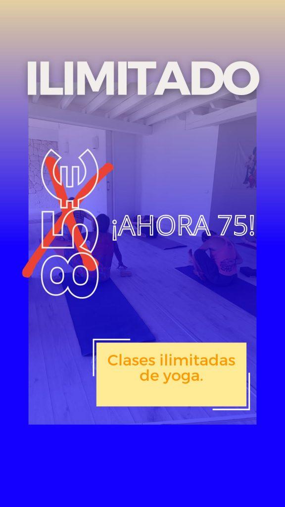 ilimitado de yoga